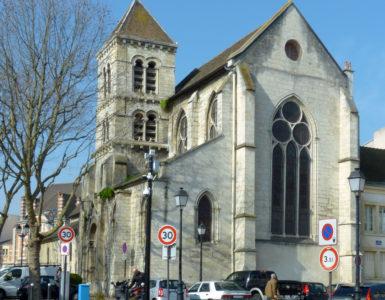 Restauration de l'église Saint-Nicolas