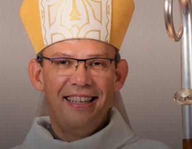 Message de Mgr. Dominique Blanchet